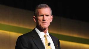 McChrystal wades into midterm races