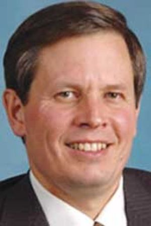 One-third of Daines' campaign money from Montanans