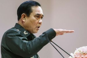 Thailand names army chief as new PM