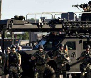 Ferguson and the militarization of America's police