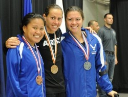 Army leads medal race at Warrior Games