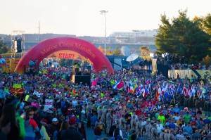 Army runners shine at Marine Corps Marathon