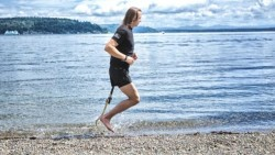 Defying the odds: US Army veteran with above-the-knee amputation to run NYC ...