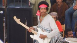 How Jimi Hendrix's race became his invisible legacy