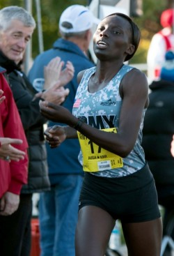Silva, Gallagher capture titles at 30th Army Ten-Miler