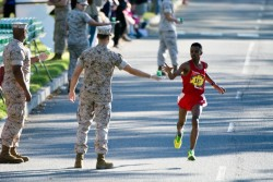 The People's Marathon Army scores double victory hooah at 39th Marine Corps ...