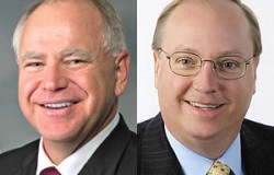 Walz, Hagedorn face off in 1st District race