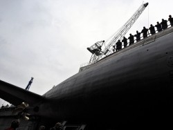 As Russia unveils nuclear subs with underwater drones and robots, the stealth ...