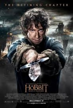 Movie Review: 'The Hobbit: The Battle of the Five Armies' Is Little More Than ...