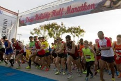 Runners keep it festive at holiday race